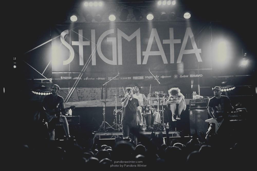 Stigmata @ Bingo Club, Kiev, 18-10-2013