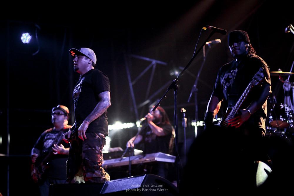 P.O.D. @ Bingo Club, Kiev, 17-10-2013