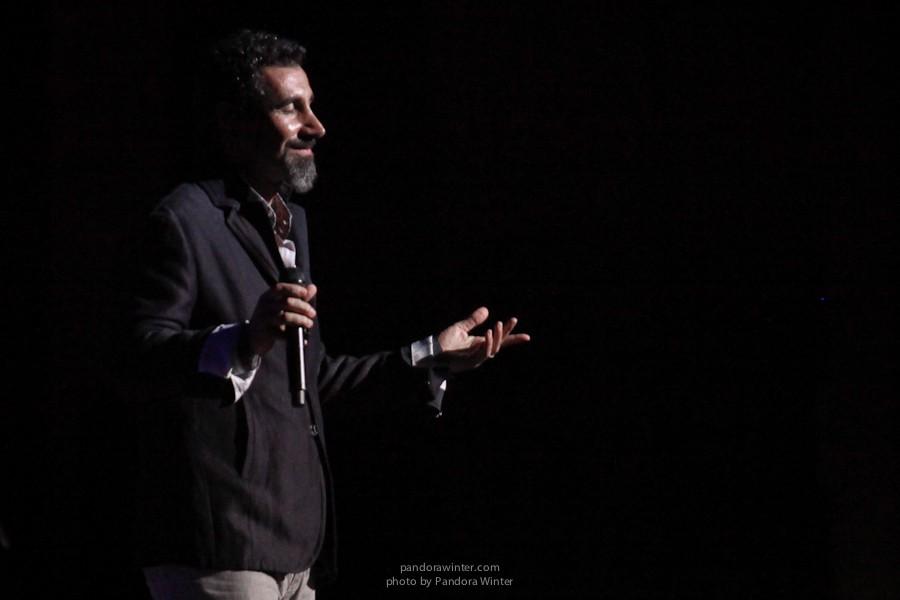 Serj Tankian @ НД Украина, Киев, 19-09-2013