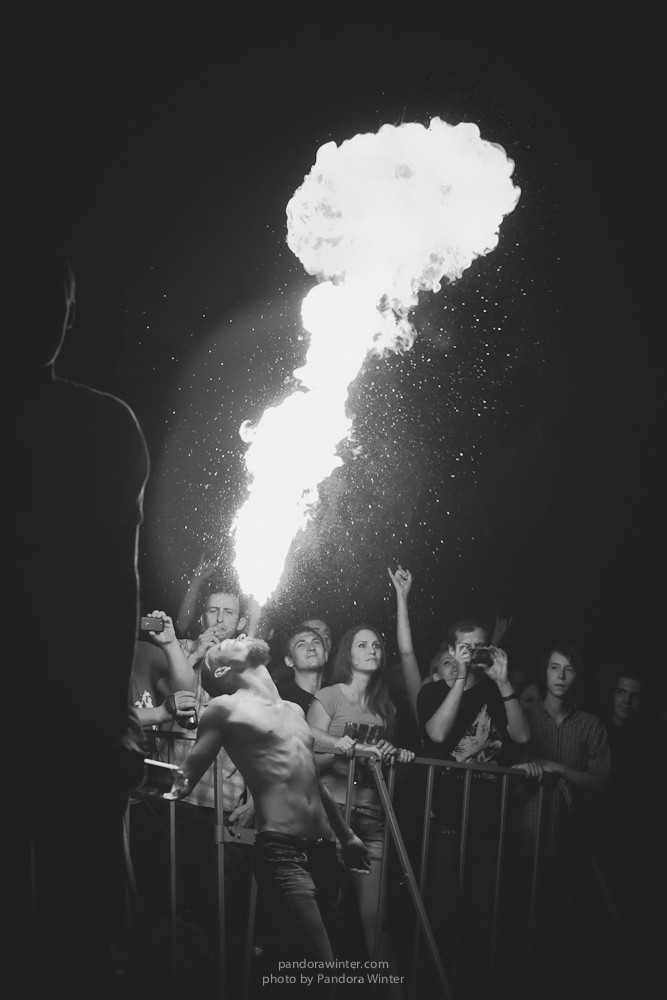 РОК'N'СIЧ FEST@ о.Труханов, Киев, 9-06-2013 Part#2