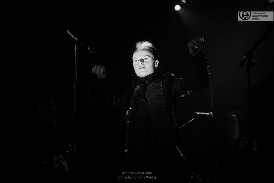 LACRIMOSA @ Bingo Club, Kiev, 2013-03-30