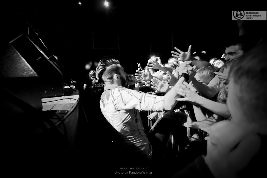 CALIBAN @ Bingo Club, Kiev, 22-03-2013