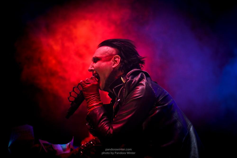Marilyn Manson @ Palats Sportu, Kiev, UA 2012-12-20