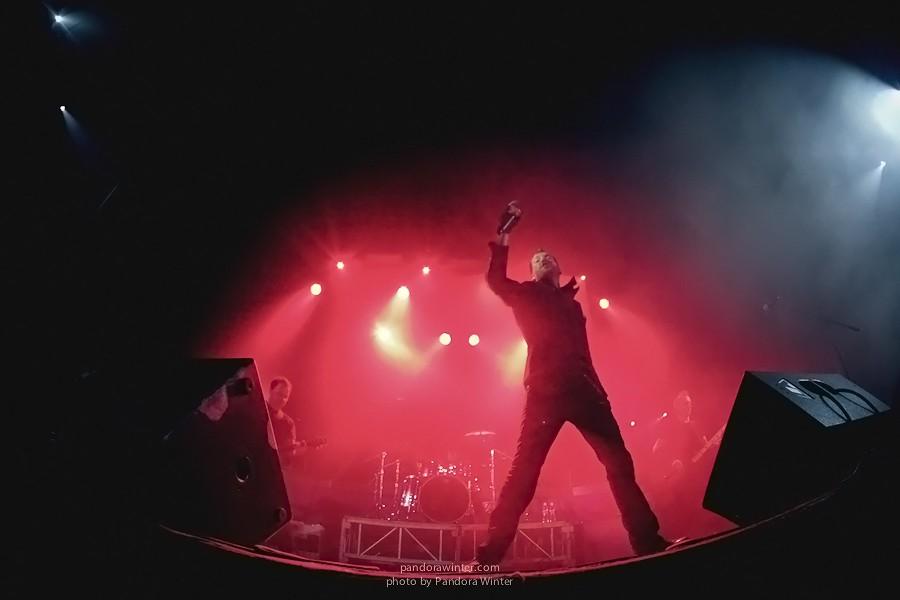 Thousand Foot Krutch @ Bingo Club, Kiev,UA, 2012-12-06