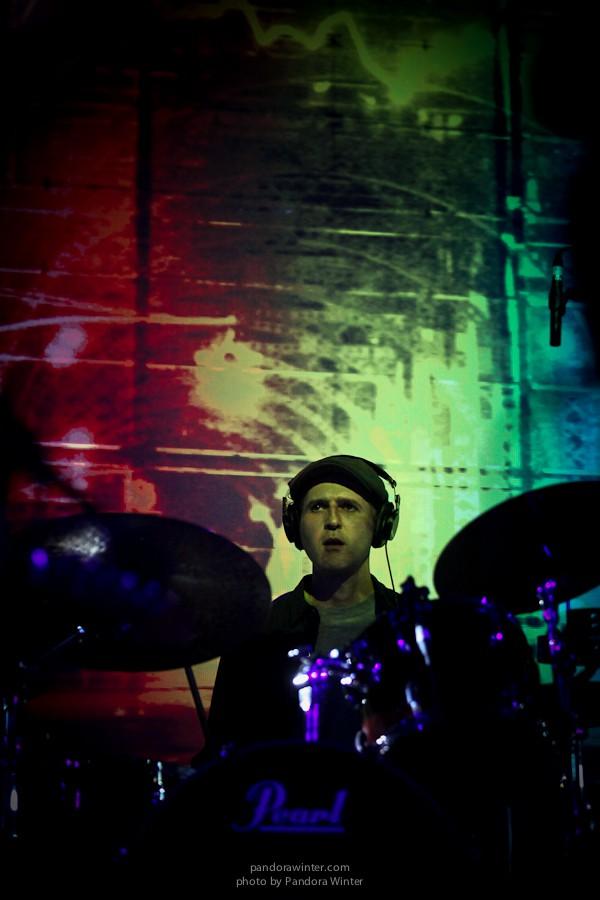 Blue Foundation @ Bingo club, Kiev, UA, 2012-11-30