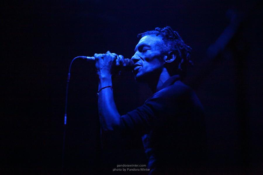 TRICKY @ Crystal Hall, Kiev, 17-11-2012