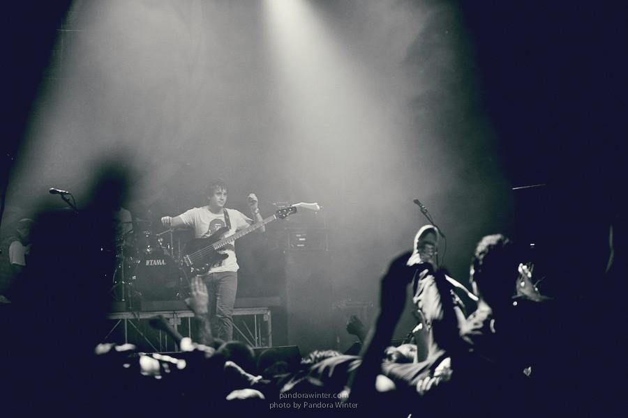 ENTER SHIKARI @ Bingo Club, Kiev, 2012-10-12
