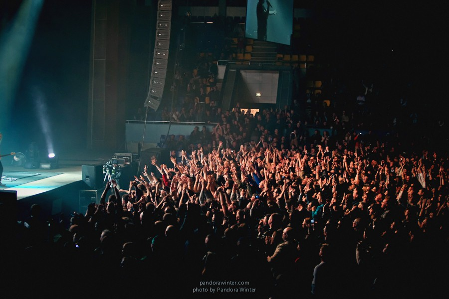 Deep Purple @ Дворец Спорта, Киев, 2012-11-01