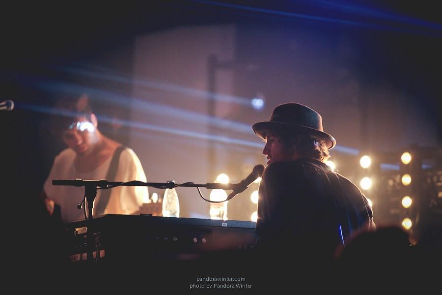 THE KOOKS @ Crystal Hall, Kiev, UA 2012-09-30