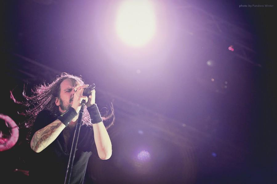 KOЯN @ STEREO PLAZA, Kiev, 29-08-2012