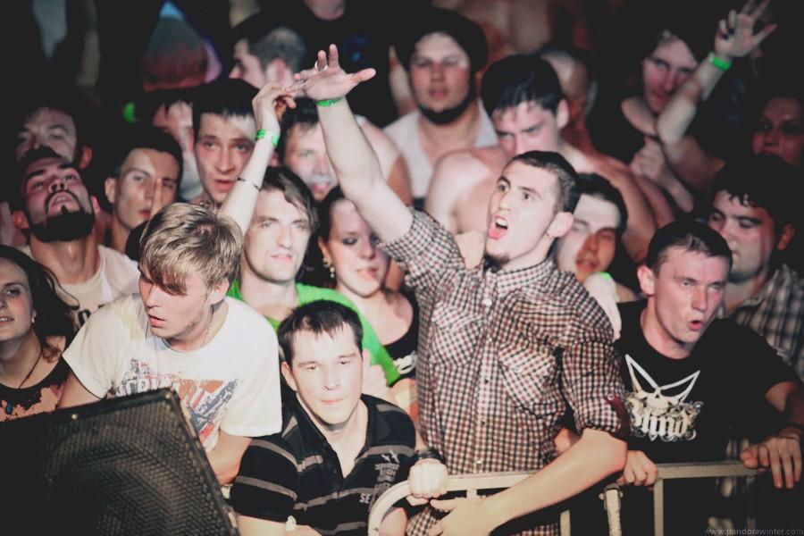 NORMA JEAN @ Bingo Club, Kiev, 7-08-2012