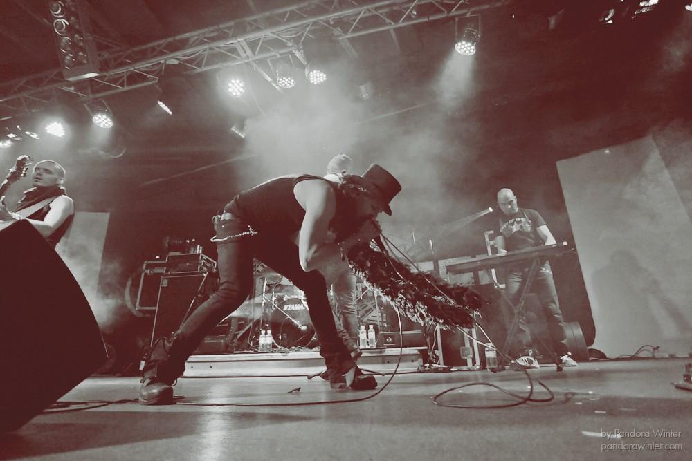 Poets Of The Fall @ Crystal Hall, Kiev, 25-03-2012