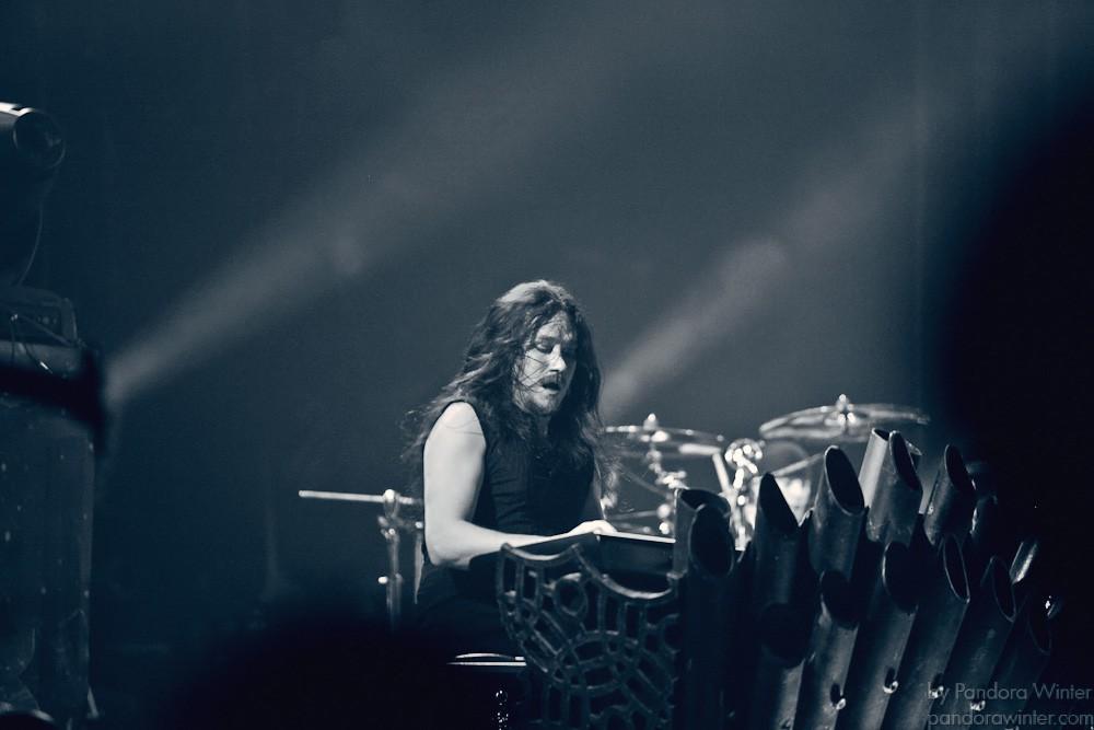 Nightwish @ МВЦ, Киев, 2012-03-17
