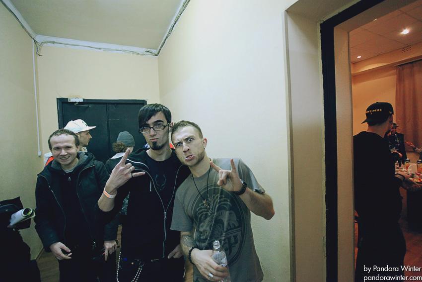 DUB_FX @ Bingo Club, Kiev, UA, 27-11-2011