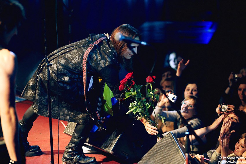 DOPE STARS INC. @ Bingo, Kiev, UA 2011-09-18