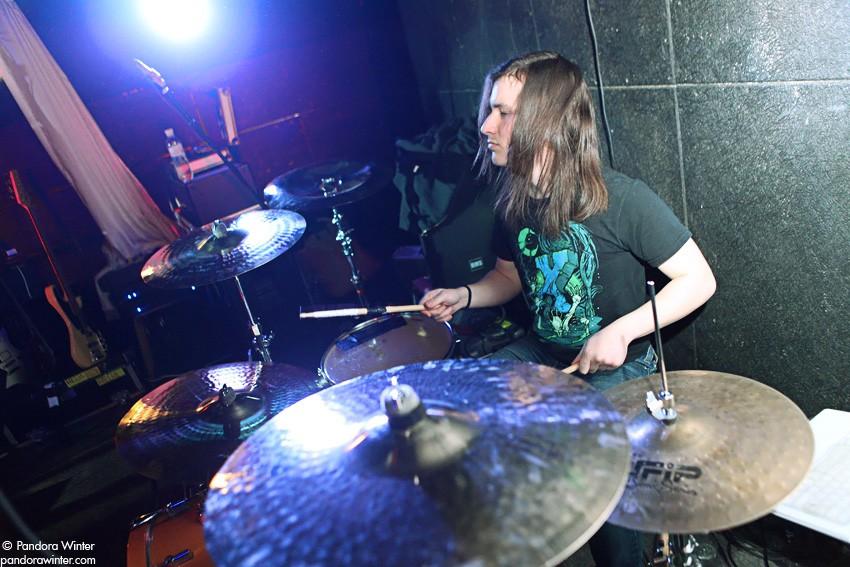 HELLIA (It., Trancecore ) @ Xlib Club, Kiev, 2011-01-13