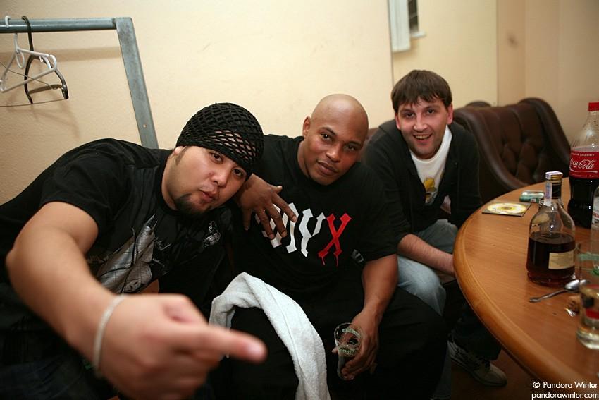 ONYX @ Bingo Club, Kyiv, 26-03-2010