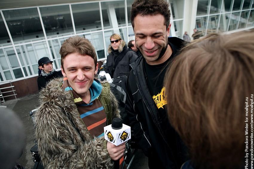 Bloodhoung Gang @ Киев, Bingo, 2010-03-13