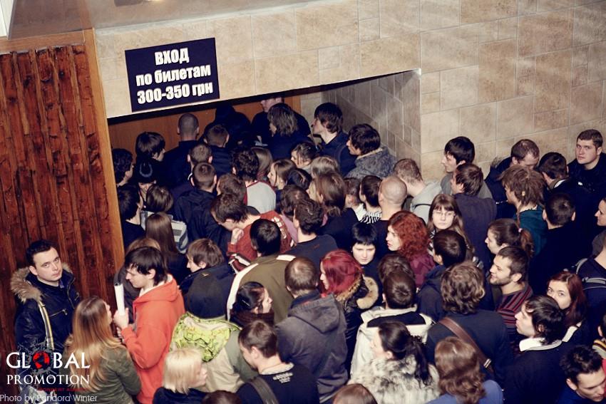 GUANO APES @ ДК НАУ, Киев, 15-01-2010