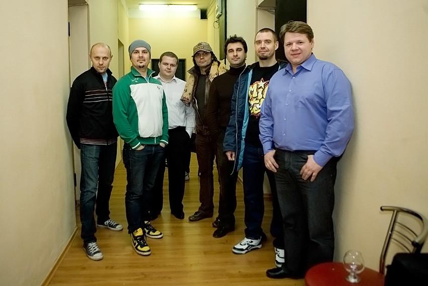 Ляпис Трубецкой @ Club Bingo, 9-12-2009