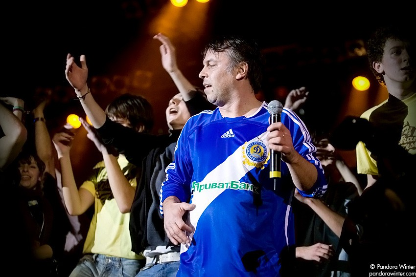 BalkanFest @ Дворец Спорта, Киев, 5/6-12-2009