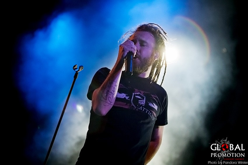 IN FLAMES @ ДК НАУ, Киев, 31-10-2009