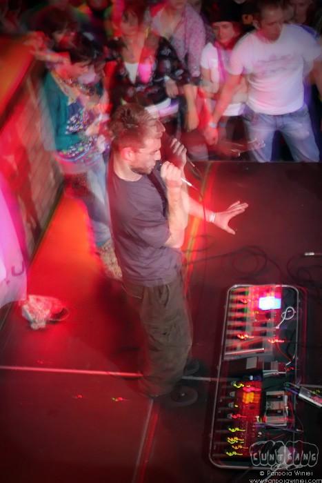 DUB_FX @ Cinema Club, Kiev, 2009-03-27