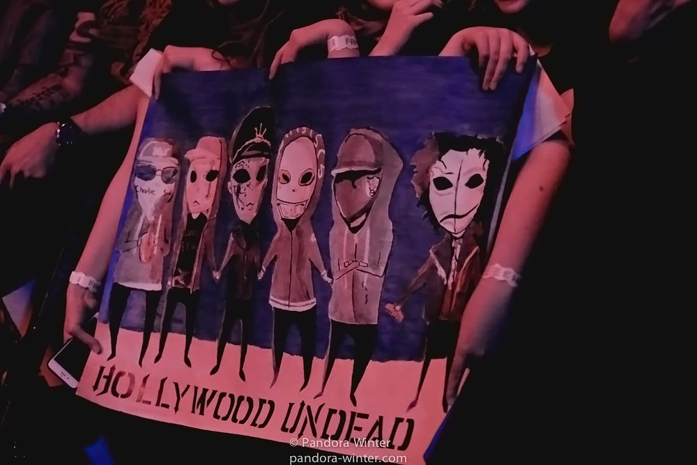 Hollywood Undead @ Bingo, 15-03-2016