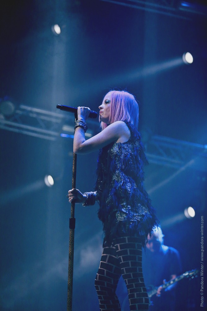 GARBAGE @ Stereo Plaza, 13-11-2016