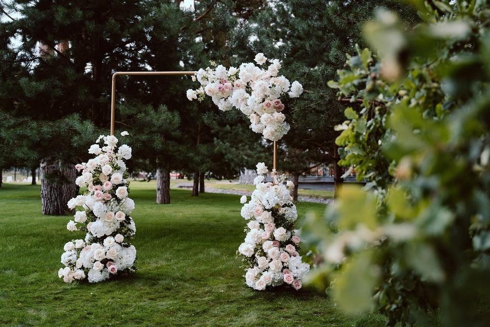 Свадебные серии - Руслан & Елена (Шале Березка) - регистрация в барвихе и банкет в шале березка
