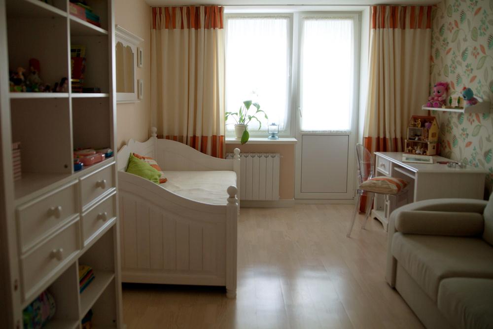 Квартира с элементами Ар-Деко