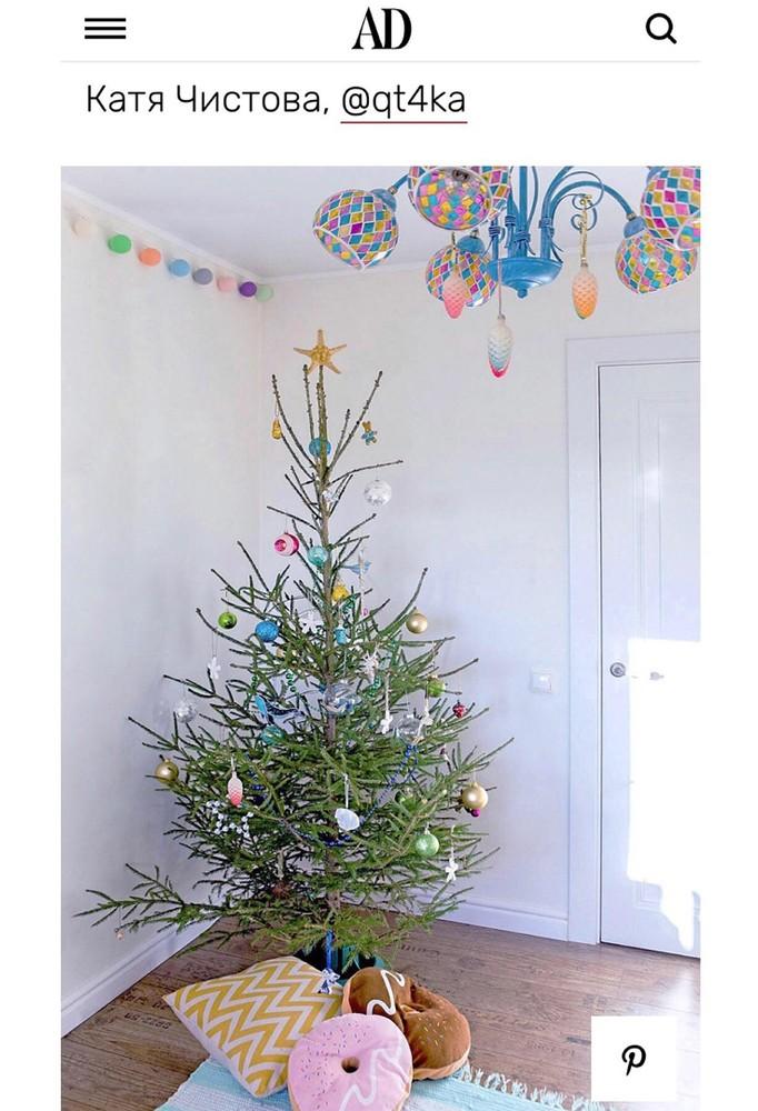 AD Magazine, январь 2020: лучшее новогоднее оформление дома