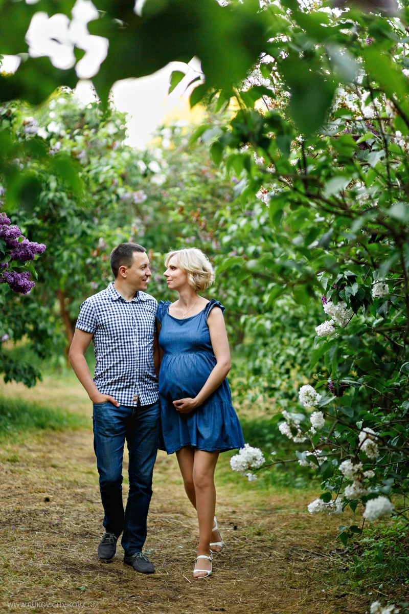 Таня и Сергей