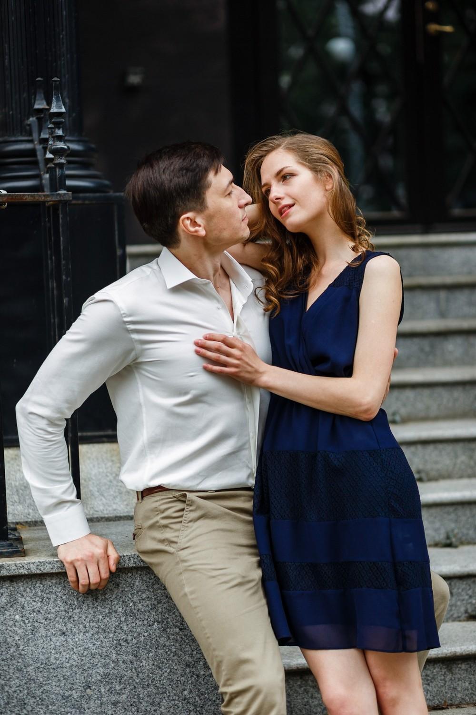 Юля и Андрей