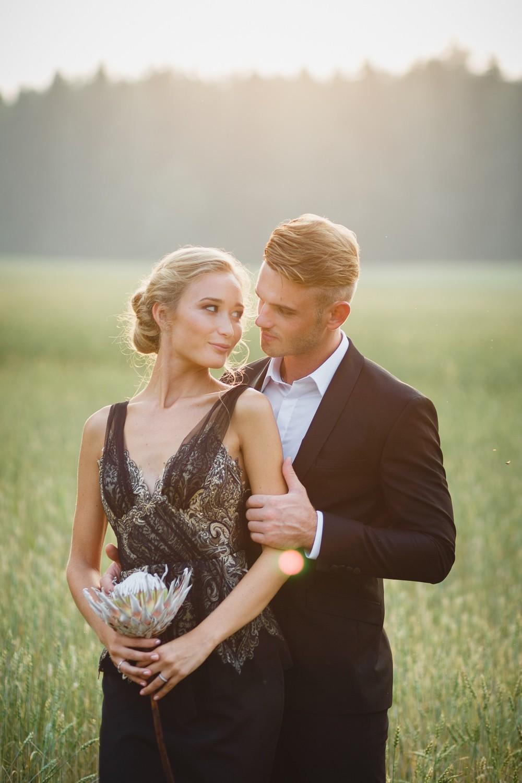 Катя и Сергей