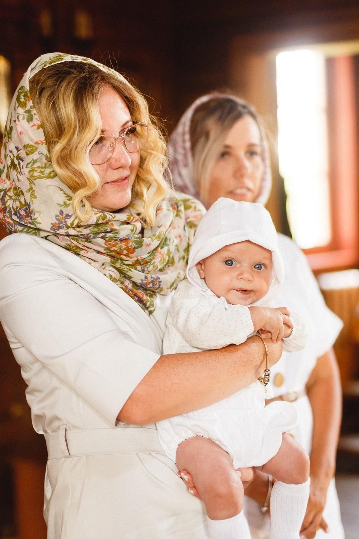 Крещение Мирона
