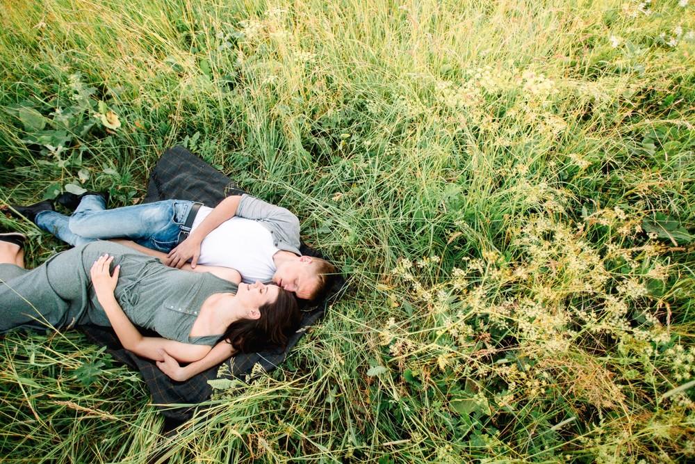 Юра и Даша