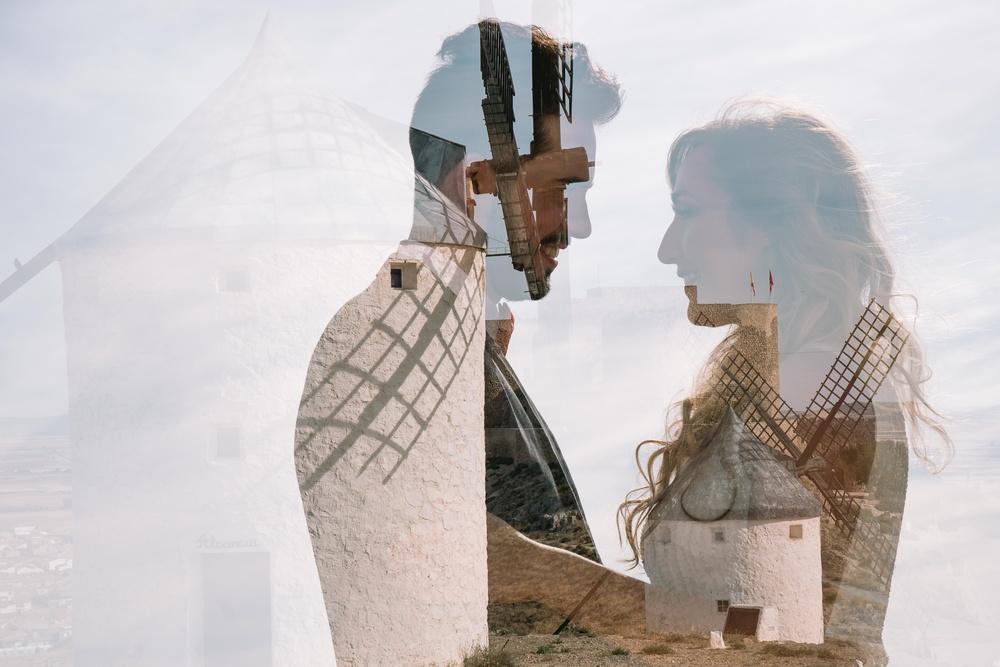 Postboda de Ruben y Olesya (Consuegra, Junio 2016)
