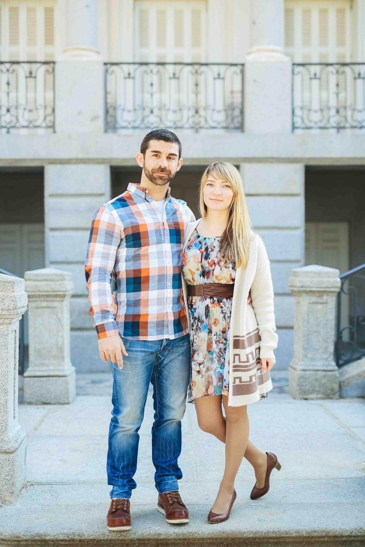 Preboda de Daria y Jose Alfredo (Parque El Capricho)