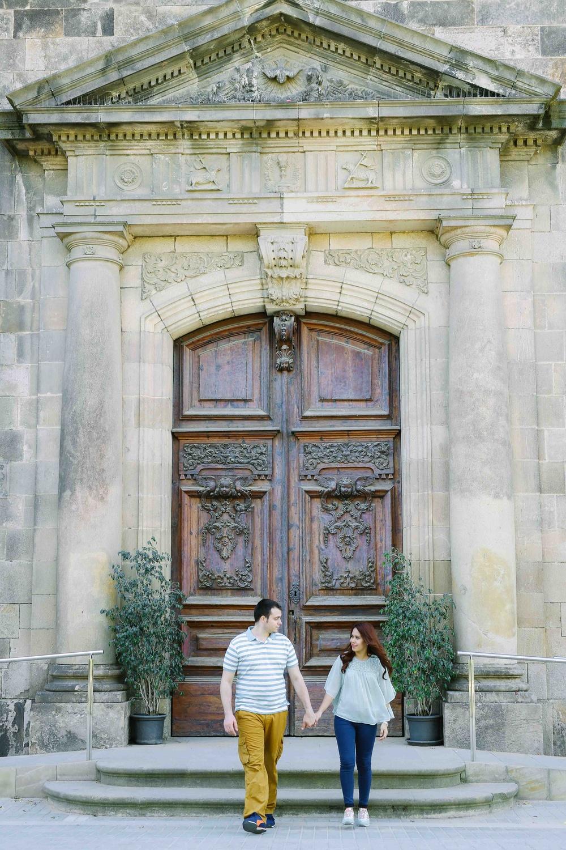 Preboda de Celina y Toni (Barcelona)