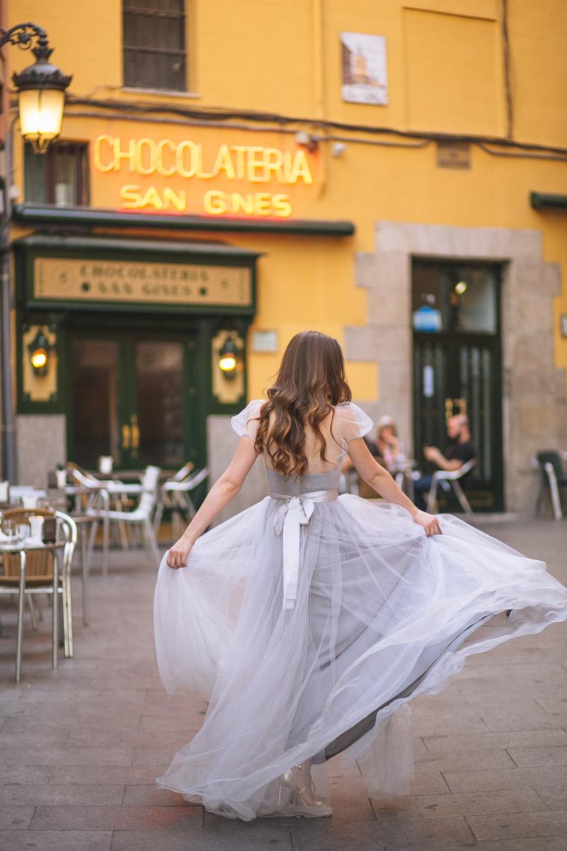 Postboda de Olesya y Victor (Madrid centro)