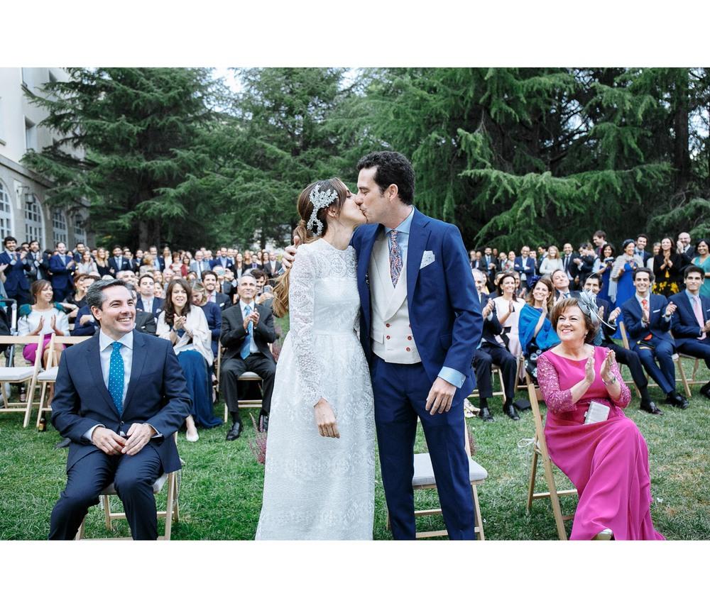 Boda de Carolina y Daniel (Finca Felipe II, Madrid, septiembre 2016)