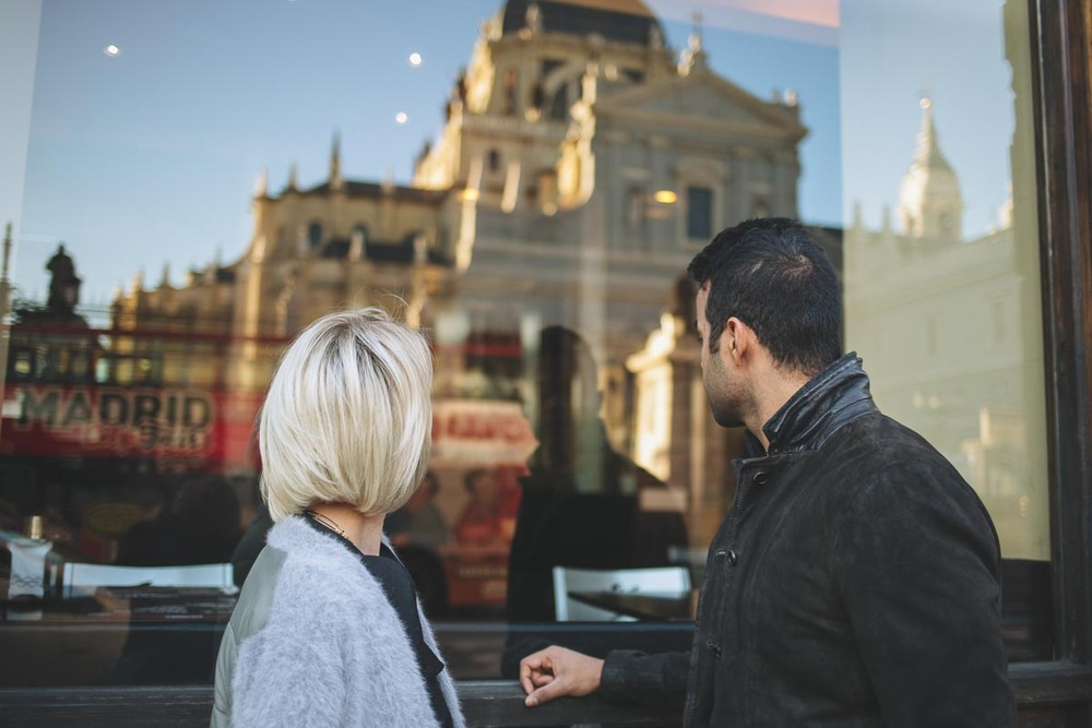 Preboda de Atul e Irina (Madrid)
