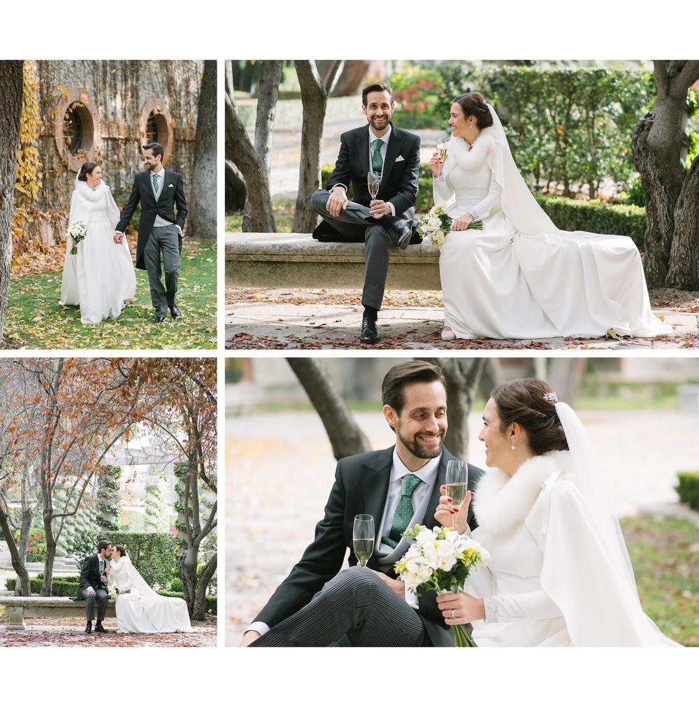 Boda Maria y Carlos (Madrid, Hotel Westin Palace, noviembre 2017)