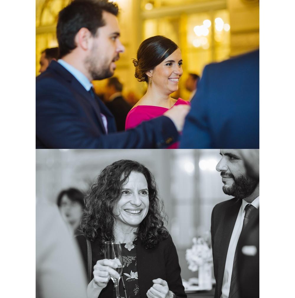 Boda Laura y Fernando (Madrid, Casino de Madrid, abril 2018)