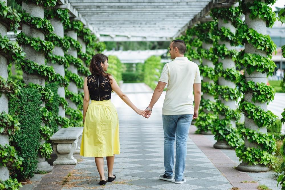 Preboda Paulina y Ruben (Parque del Retiro, junio 2018)