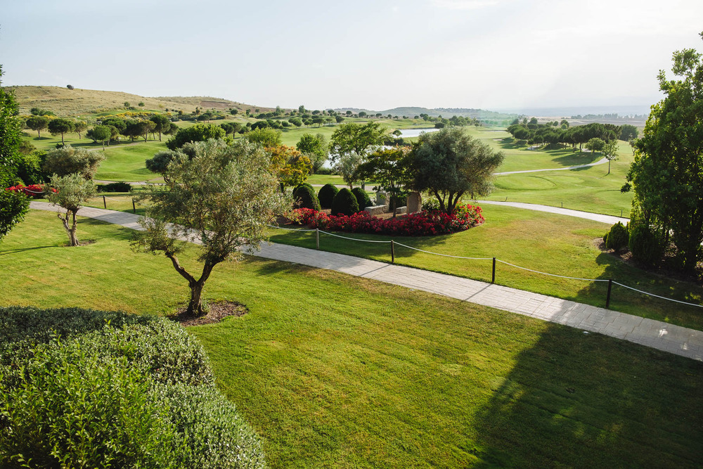 Boda Cristina y Roberto (Algete, Club de Golf: Suites Retamares, junio 2018)
