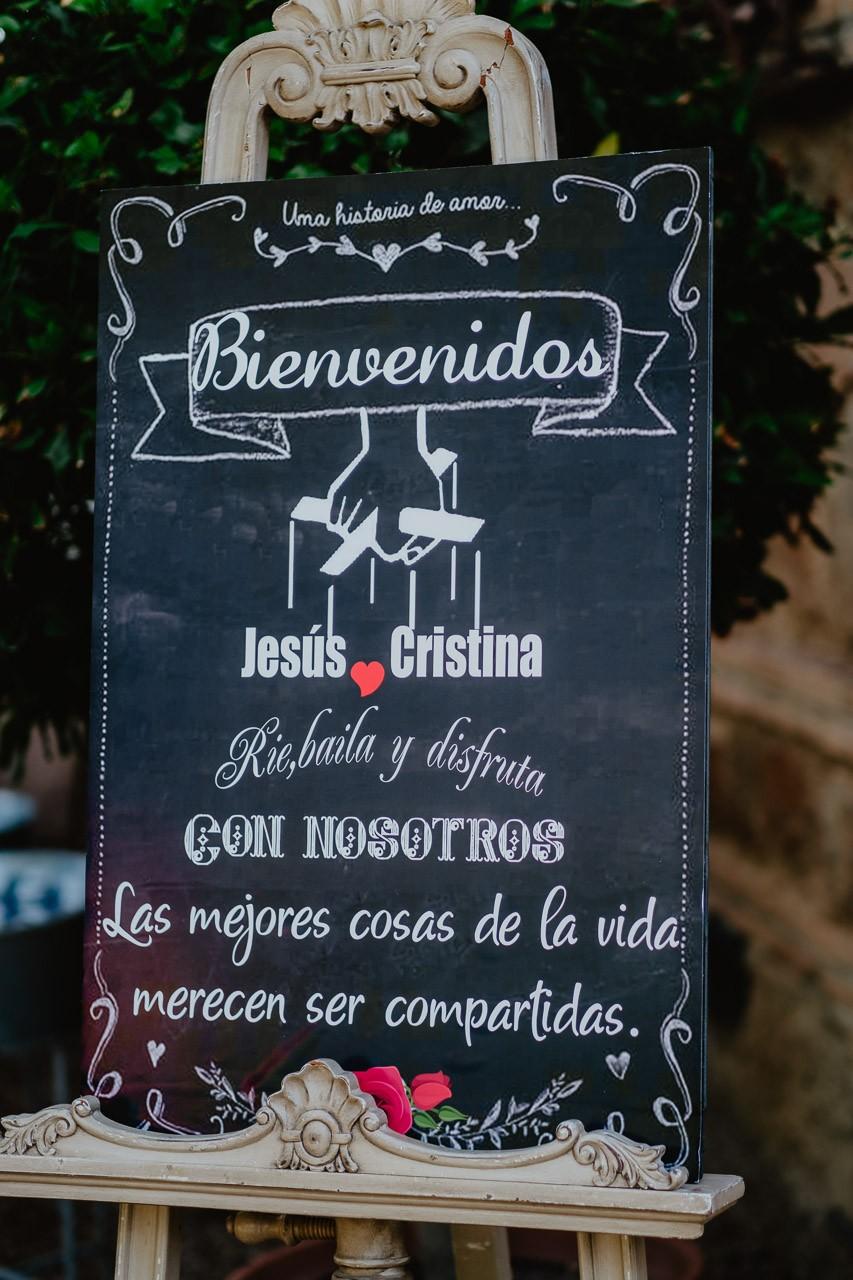 Boda Cristina y Jesús (El Cigarral de las Mercedes, Toledo, octubre 2018)