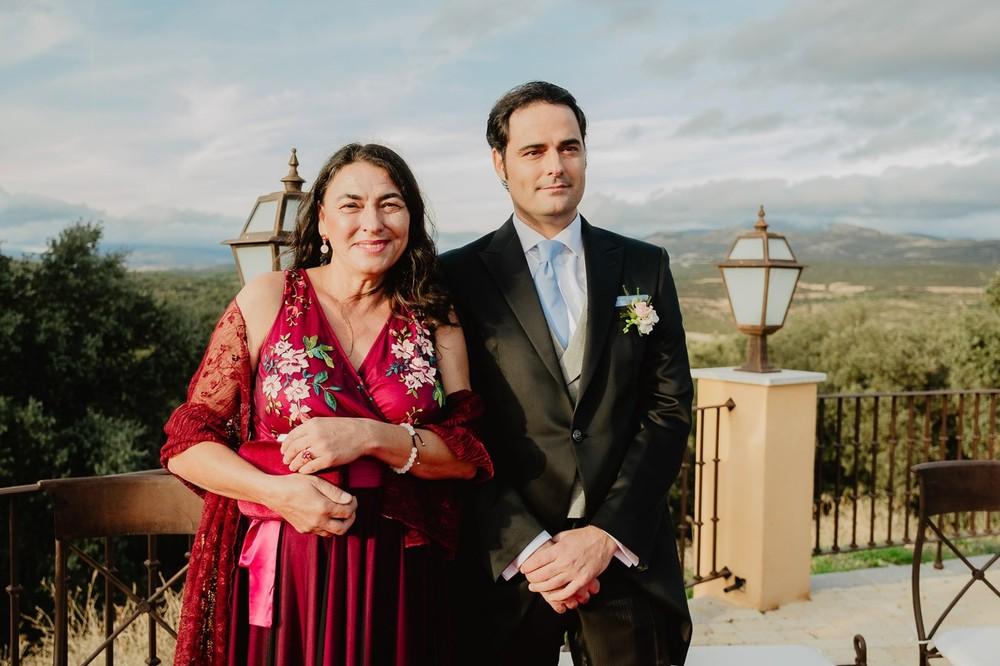 Boda Irene y Germán (Aldea Santillana, El Berrueco, octubre 2018)