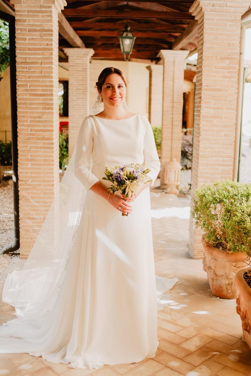 Boda Brenda y Antonio (Roma, Villa Miani, octubre 2018)